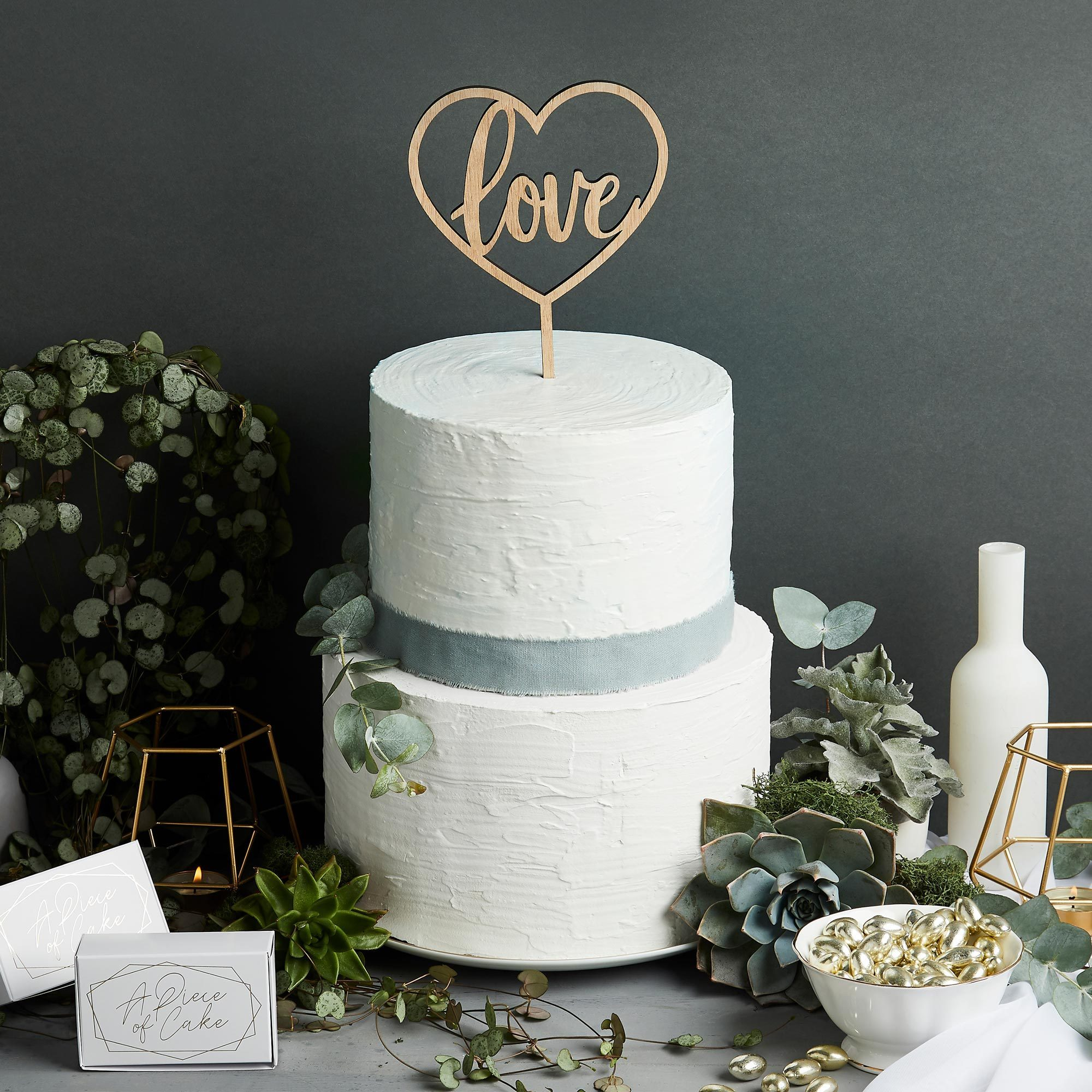 Cake Toppers & Other Essentials